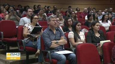 Projeto Despertar Para a Vida é realizado em Porto Velho - Evento teve palestra sobre cuidados com a saúde mental e gerenciamento de emoções