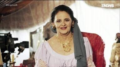 Os 92 anos de Laura Cardoso