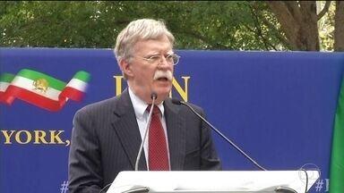 Donald Trump demite John Bolton, assessor de Segurança Nacional - O presidente dos Estados Unidos vai partir para o quarto assessor de Segurança Nacional em dois anos e meio de governo.