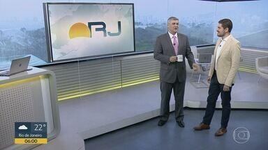 Bom Dia RJ - Edição de quinta-feira, 12/09/2019 - As primeiras notícias do Rio de Janeiro, apresentadas por Flávio Fachel, com prestação de serviço, boletins de trânsito e previsão do tempo.