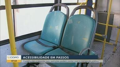 Prefeitura regulamenta acesso a cadeirantes ao transporte público em Passos (MG) - Prefeitura regulamenta acesso a cadeirantes ao transporte público em Passos (MG)