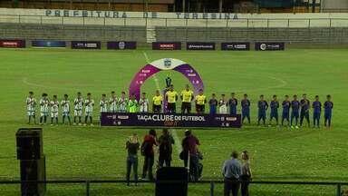 Escolinha Real bate Nova Esperança por 3 a 2 e começa com vitória a Taça Clube sub-11 - Escolinha Real bate Nova Esperança por 3 a 2 e começa com vitória a Taça Clube sub-11