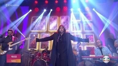 Fafá de Belém canta Fagner - Cantora abre o Encontro com 'Revelação'