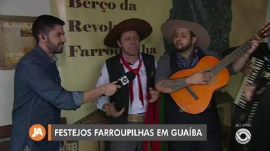 Guaíba recebe festejos farroupilhas nesta quinta-feira (12) - Confira algumas das atrações da cidade.