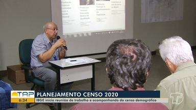 IBGE realiza reunião de planejamento e acompanhamento do Censo 2020 - Para a elaboração do Censo, é necessária uma operação complexa que conta com a ajuda da população.