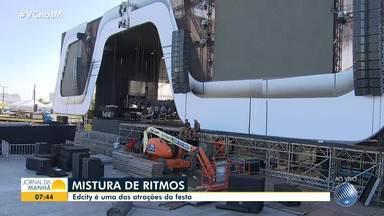 Salvador Fest agita o público baiano neste fim de semana, com grandes shows - Entre as atrações estão Ivete Sangalo, Marília Mendonça, Harmonia do Samba, Parangolé e Tayrone.