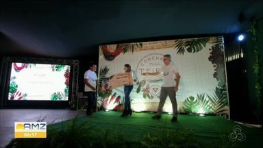 Indígenas são premiados por produzir café preservando a floresta em RO - Em 64 amostras de café, 61% foram classificados como cafés especiais