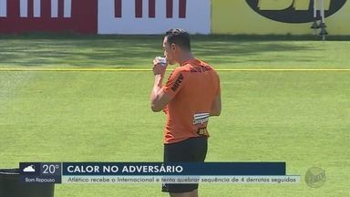 Atlético-MG tenta se reabilitar no Campeonato Brasileiro - Atlético-MG tenta se reabilitar no Campeonato Brasileiro