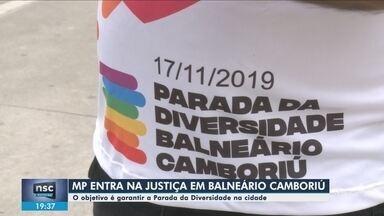 MPSC entra na Justiça para garantir realização da Parada LGBTQI+ em Balneário Camboriú - MPSC entra na Justiça para garantir realização da Parada LGBTQI+ em Balneário Camboriú