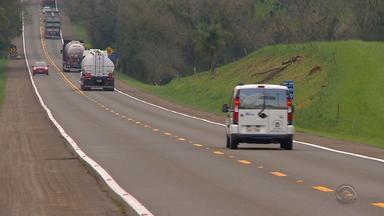 BR-386 registra número alto de acidentes com mortes - Motoristas esperam pela duplicação da rodovia.