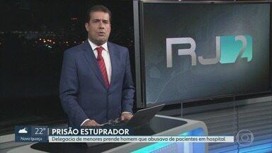 RJ2 - Íntegra 14/09/2019 - Telejornal que traz as notícias locais, mostrando o que acontece na sua região, com prestação de serviço, boletins de trânsito e a previsão do tempo.