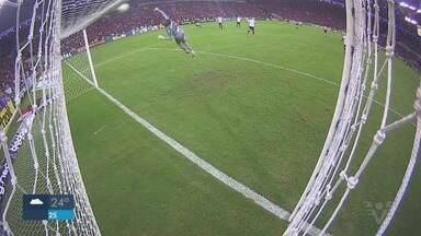 Flamengo ganhou de 1 a 0 do Santos - Confira os gols do Campeonato Brasileiro.