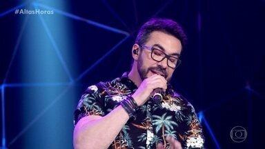Padre Fábio de Melo canta 'Feliz' - A apresentação emociona