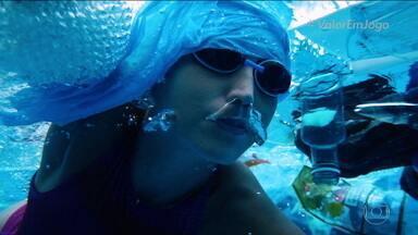 Valor em Jogo: atletas e entidades promovem limpeza dos mares para diminuir impacto na prática esportiva e vida marinha - Valor em Jogo: atletas e entidades promovem limpeza dos mares para diminuir impacto na prática esportiva e vida marinha