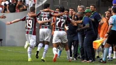 Melhores momentos: Fluminense 1 x 0 Corinthians pela 19ª rodada do Brasileirão - Melhores momentos: Fluminense 1 x 0 Corinthians pela 19ª rodada do Brasileirão