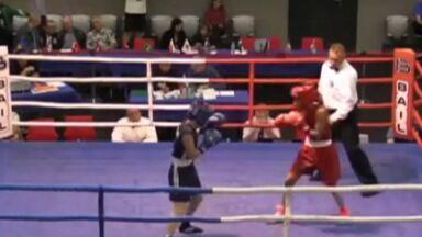 Graziele de Jesus é campeã em torneio internacional de boxe na Polônia - Evento serve de preparação para dois campeonatos mundiais, em outubro e novembro.