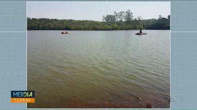 Adolescentes morrem afogados em Apucarana - Corpos foram resgatados em um lago que é uma área de lazer na cidade.