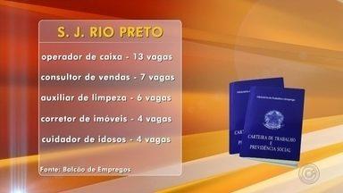 Rio Preto e Catanduva tem vagas de emprego em diversas áreas; confira - Rio Preto e Catanduva tem vagas de emprego em diversas áreas, confira as principais.