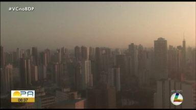 Confira a previsão do tempo em Belém e no interior do Pará nesta terça-feira, 17 - Previsão do tempo.