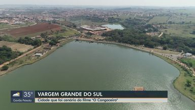 """EPTV 40 anos: Vargem Grande do Sul foi cenário do filme """"O Cangaceiro"""" - Cidade destaca-se pelas plantações de cana-de-açúcar e batata, sendo o 5º município que mais produz o tubérculo no estado de São Paulo."""