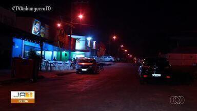 Variação de energia estaria queimando equipamentos em rua de Taquaralto - Variação de energia estaria queimando equipamentos em rua de Taquaralto