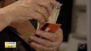 Comércio de Campo Grande está animado com dinheiro do FGTS - Pesquisa indica que muitos irão pagar contas.
