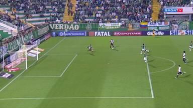 Chapecoense 1 x 2 Vasco
