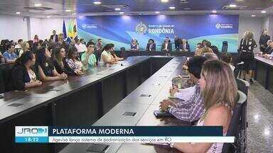 Agevisa lança nova plataforma de trabalho em Rondônia - Proposta é agilizar e desburocratizar licenças e outros serviços.