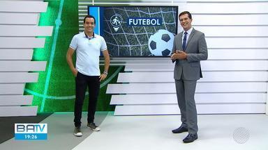 Futebol: Vitória enfrenta o São Bento fora de casa pela Série B - Jogo acontece nesta terça-feira, às 21h30.