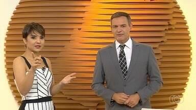 Confira os destaques do Jornal Anhanguera 1ª Edição desta quinta-feira (19) - Ex-prefeito de Planaltina é preso suspeito de fraude na contratação de empresa para coleta de lixo.