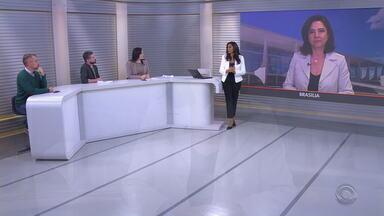 Carolina Bahia fala sobre olhar do governo federal para situação financeira RS - Assista ao vídeo.