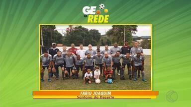 GE na Rede tem futebol para todas as idades e natação - Cataguases, Juiz de Fora, Andrelândia, Santana do Deserto, Barbacena e Viçosa aparecem no Globo Esporte