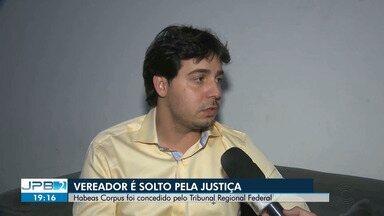Justiça manda soltar vereador Renan Maracajá - Ele estava preso suspeito de participar de esquema que desviou recursos públicos da merenda escolar.