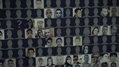 Fantástico traz estudo inédito sobre a violência no Brasil - A investigação de quase 1,2 mil mortes violentas ocorridas em uma única semana. Em mais de 40% dos casos, a polícia não faz ideia de quem cometeu o crime.