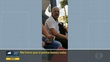 Polícia indicia motorista que atropelou e matou idosa na Vila da Penha - A Polícia vai indiciar por homicídio culposo, quando não há intenção de matar, o motorista do ônibus que atropelou e matou Nadia Saldanha na Vila da Penha. A idosa morreu ao descer de um ônibus