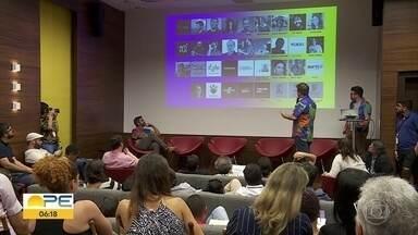 Festival REC'n'Play oferece mais de 300 atividades gratuitas no Recife - Programação tem palestras com o apresentador Luciano Huck e o jornalista Caco Barcellos, além de shows e atrações infantis.