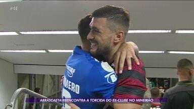 Duelo Flamengo x Cruzeiro marcará reencontro de Arrascaeta com a Raposa em Belo Horizonte - Duelo Flamengo x Cruzeiro marcará reencontro de Arrascaeta com a Raposa em Belo Horizonte