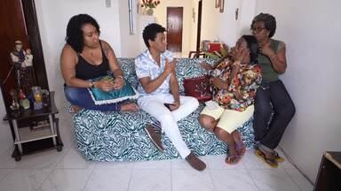 Aldri conhece a família Souza Gonçalves, que adora uma resenha no grupo do zap - Aldri conhece a família Souza Gonçalves, que adora uma resenha no grupo do zap