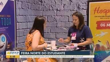 Feira do Estudante 2019 tem início em Manaus - Mais de 100 atividades estão programadas