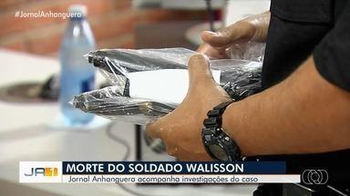 Polícia investiga morte de soldado da PM em Aparecida de Goiânia - Walisson Costa faleceu no último fim de semana, após ser baleado durante patrulhamento.