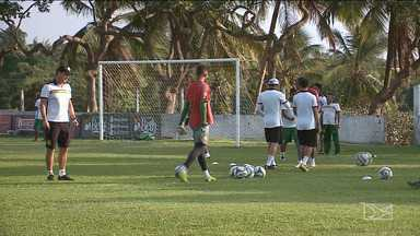 Diretoria do Sampaio pede a mudança do local da partida contra o Náutico em Recife - Time quer acabar com sequência de derrotas que sofreu este ano para o adversário.