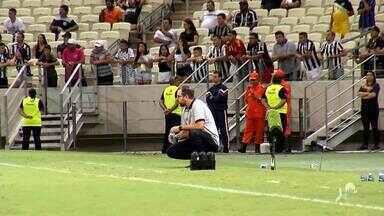 Confira o que rolou no confronto entre Ceará e Cruzeiro, na Arena Castelão - Confira o que rolou no confronto entre Ceará e Cruzeiro, na Arena Castelão