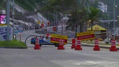 Justiça adia decisão sobre a reabertura da Avenida Niemeyer - O assunto está sendo avaliado pela 13ª Câmara Cível. O desembargador Agostinho Teixeira pediu mais tempo para avaliar a situação.