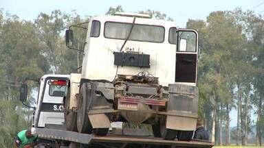 Trecho da BR-116 de Cristal está com duplicação atrasada e é o ponto com mais mortes - Só nesta parte da rodovia, 19 pessoas morreram em acidentes.
