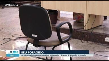 Um dos acusados de torturar e matar jovem em Belém é condenado a 24 anos de prisão - Pedro Vítor Marim foi torturado e um vídeo registrou o crime.