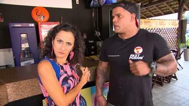 Maria Menezes prova as delícias gastronômicas do bairro da Federação - Maria Menezes prova as delícias gastronômicas do bairro da Federação
