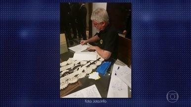 Rodrigo Janot é alvo de operação da Polícia Federal - A ordem foi dada pelo ministro do STF, Alexandre de Moraes, logo após a divulgação da notícia de que o ex-procurador-geral da República planejou matar Gilmar Mendes. Entenda o caso.
