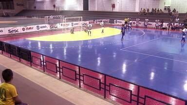 Dia de decisão na Copa Brasília de Futsal - Dia de decisão na Copa Brasília de Futsal