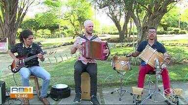 'Coisas da Terra' recebe Ivison Trio - Valdir Santos conversou com o grupo.