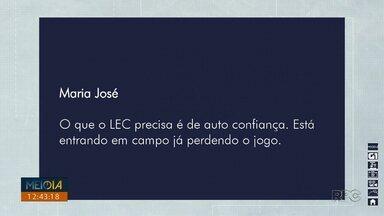 Confira as mensagens dos telespectadores do Meio Dia Paraná - Se você também quiser participar envie seu recado pelo 99972-5178.